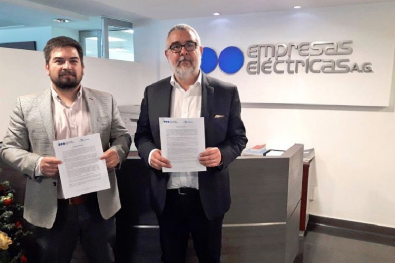 Chilenter reacondicionará y reciclará los electrónicos computacionales de la Asociación de Empresas Eléctricas