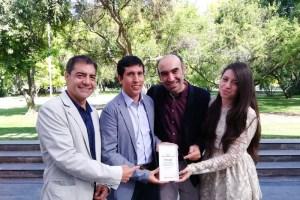 Director del depto. de Ingeniería Mecánica de la Universidad de Santiago recibe importante premio de Investigación Científica