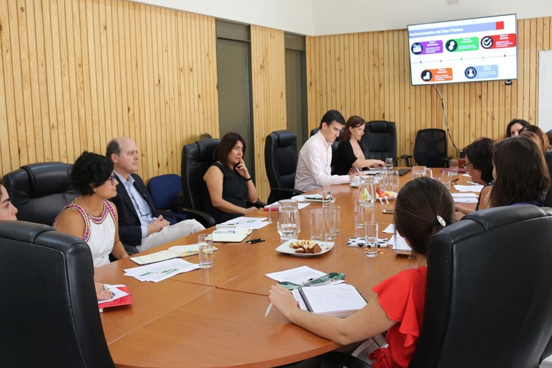 Primera reunión del Comité Asesor Estratégico del Programa de Sostenibilidad para el Sector Agroalimentario Chileno