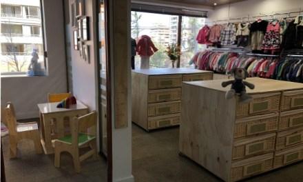 Travieso: ropa sustentable para niños bajo un concepto de compra, trueque o donación