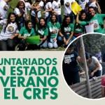 Voluntariados con estadía de verano en el Centro de Rehabilitación de Fauna Silvestre (CRFS)