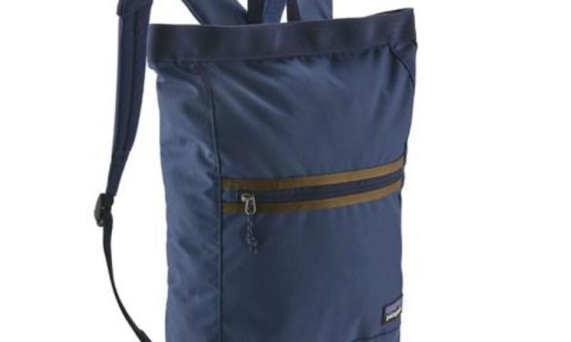 Arbor Pack: La mochila 100% reciclada de Patagonia que te acompañará en esta vuelta a clases