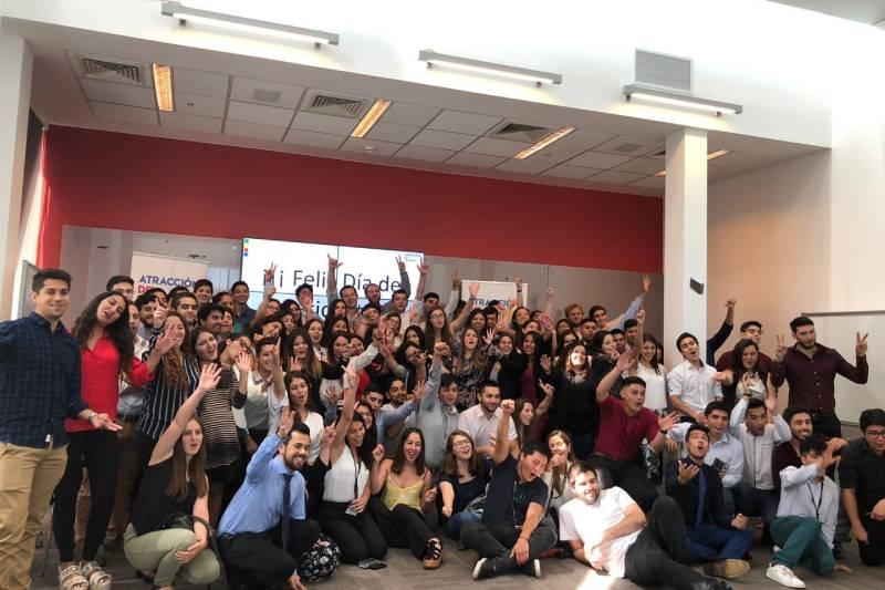 Más de 100 empresas celebraron el Día del Practicante