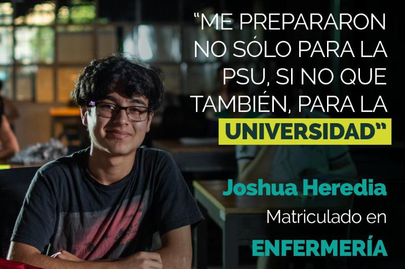 El 90% de los estudiantes de Formando Chile ingresó a la educación superior