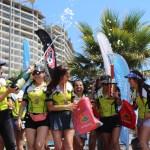 Equipo femenino chileno logra segundo lugar en maratón extreme de 506 kilometros