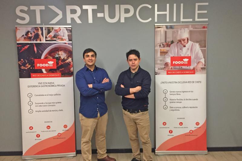 Startup gastronómica lanza sus servicios de Chef a domicilio en la R.M en conjunto con La Crianza