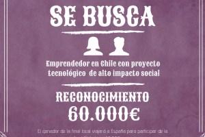 Fundación everis realiza concurso ACTITUD con premio final de 60.000 euros