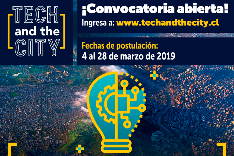 OpenBeauchef y SONDA llaman a presentar soluciones innovadoras para desarrollar las smart cities del futuro