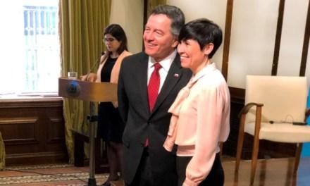 Noruega firmó el acuerdo Because The Ocean, iniciativa impulsada por Chile