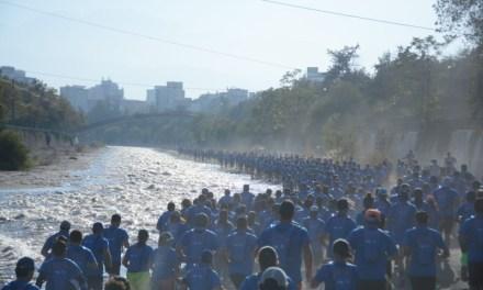 """Carrera de Aguas Andinas """"Mapocho Río Arriba"""" recibió a más de mil corredores en su versión 2019"""