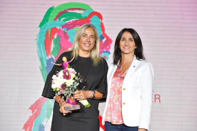 """Soledad Teixidó, Presidenta Ejecutiva de PROhumana: """"Brecha salarial y participación de mujeres en cargos de injerencia son los principales temas que tenemos que abordar como país"""""""