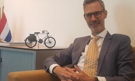 """Harman Idema, Embajador de Holanda en Chile: """"Hemos definido como visión ser un país 100% circular al 2050"""""""