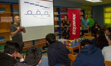 Alumnos de Liceo de Puente Alto programaron su primer videojuego en Equifax