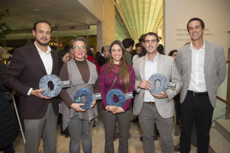 El mundo de la sustentabilidad se vistió de verde para premiar a los mejores proyectos Cero Basura