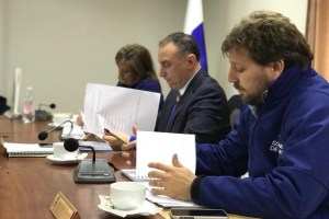 Ministro (s) Felipe Riesco anuncia estudio para proveer de calefacción limpia y eficiente a Cochrane