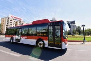 Buses eléctricos de Enel X y MetBus son reconocidos por la Unión Internacional de Transporte Público