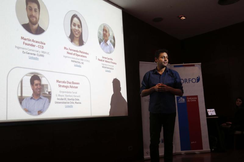 Incubatec UFRO pone en vitrina ante inversionistas a seis startup chilenas que buscan revolucionar el mercado internacional