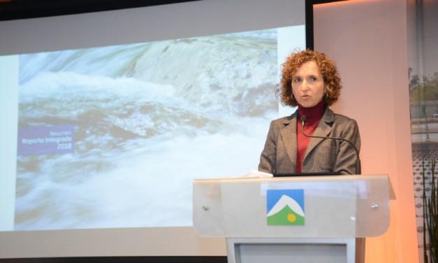Aguas Andinas presenta Reporte Integrado 2018 con énfasis en aspectos sociales y medioambientales