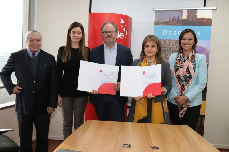 SOFOFA firma acuerdo de colaboración para COP25