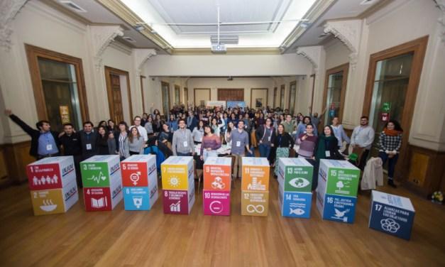 Foro Líderes Sociales por los ODS: más de 100 jóvenes reunidos por un cambio