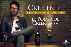 """Misiones de Rengo lanza quinta versión de su concurso """"El Poder de Creer"""""""