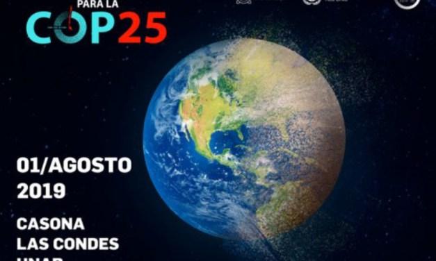 Encuentro de Medio Ambiente «Preparándonos para la COP25» de Pacto Global Chile