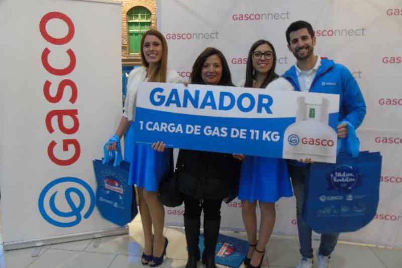 Gasco lanzó plan de descontaminación ambiental en Rengo