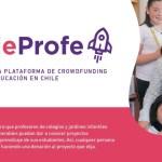 DaleProfe: la primera plataforma de crowdfunding para profesores en Chile
