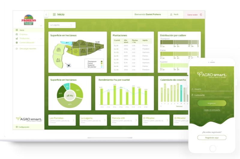 Nueva app revoluciona las pymes agrícolas a través de la digitalización de datos