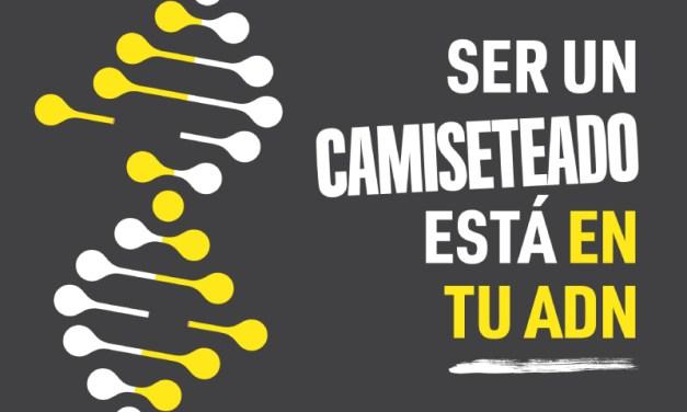 Camiseteados 2019 busca a ciudadanos comprometidos, inspiradores y solidarios