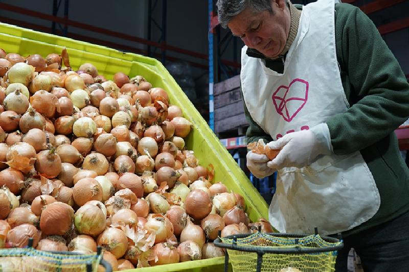 Conoce a la Red solidaria que rescata alimentos y bienes de primera necesidad en Chile