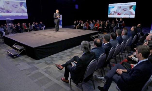 Essbio refuerza compromiso de acceso universal al agua en presentación de Reporte de Sostenibilidad 2018