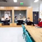 Spaces inauguró en Santiago el espacio de co-working más grande de Latinoamérica