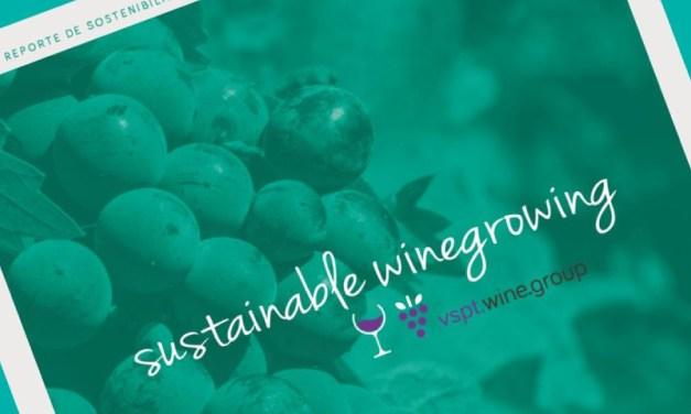 VSPT Wine Group lanza su sexto Reporte de Sostenibilidad 2017-2018