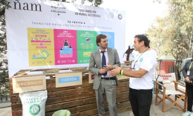 """Ministerio de Medio Ambiente lanzó Guía """"EMAS"""" para eventos sustentables"""