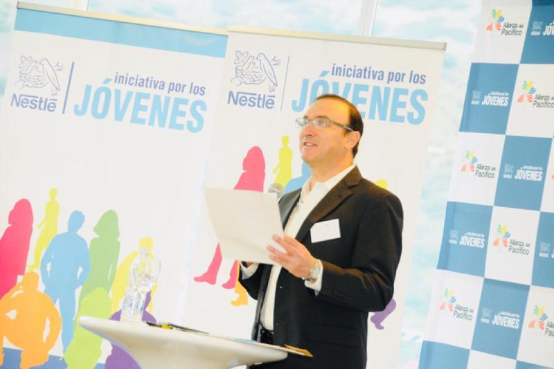 Lideradas por Nestlé Chile 37 empresas logran otorgar 19 mil oportunidades de trabajo juvenil