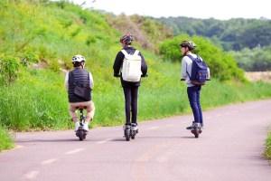 Falabella impulsa uso de transportes amigables con el medioambiente que mejoran la calidad de vida de sus usuarios