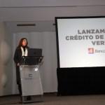 Ministra Schmidt participa del lanzamiento del primer crédito de consumo verde de Banco Estado