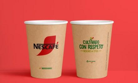 Nestlé Professional innova con vaso 100% de papel reciclable y biodegradable