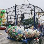 Sonapesca lanza inédita campaña nacional para la recolección de botellas plásticas