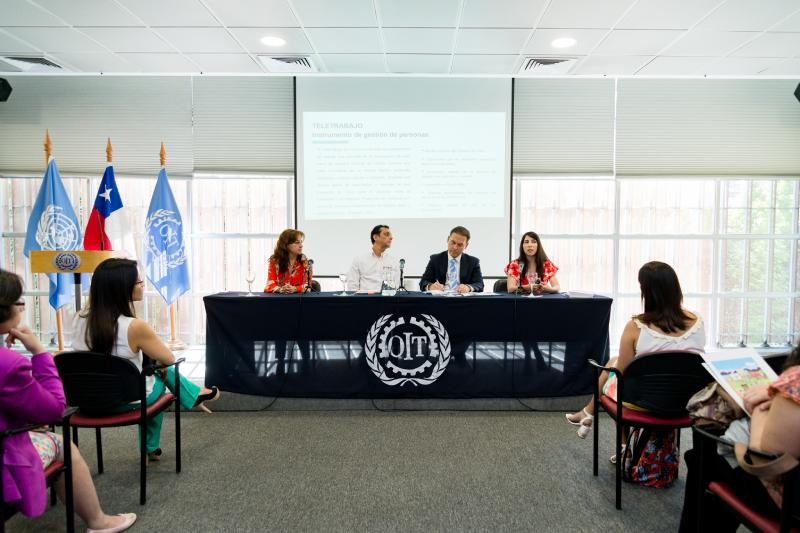 UPPI – Empresas Unidas por la Infancia y Chile Crece Contigo lanzan catálogo de buenas prácticas empresariales en conciliación Trabajo y Familia.