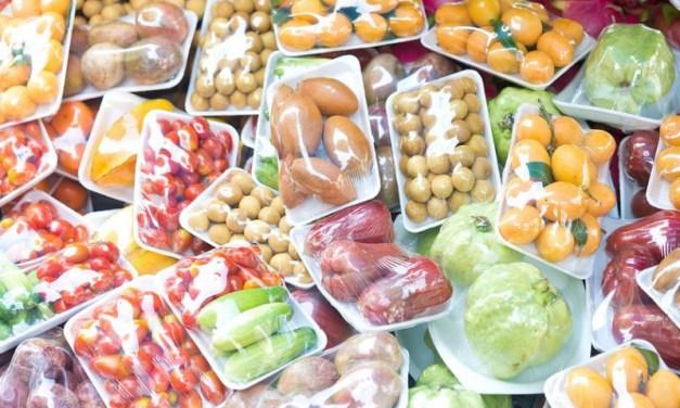 Elimina las bolsas de plástico de tu vida