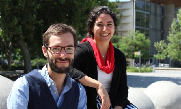 Asumieron nuevos jefes de área en el Centro de Energía Solar de Fraunhofer Chile