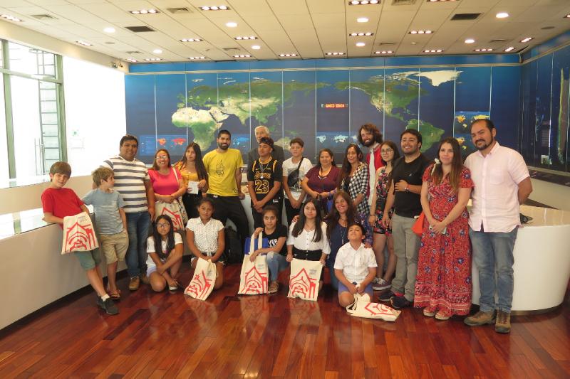 Premian a niños de todo Chile en concurso de energía solar «Mi luz del futuro, Soluciones Energéticas para tu Ciudad»