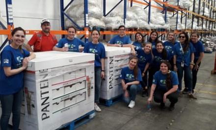 Alianza entre P&G Chile y Red de Alimentos supera los cuarenta mil beneficiados durante primeros siete meses de implementación