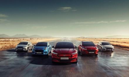 Ford presenta sus ideales para alcanzar la electrificación en sus autos