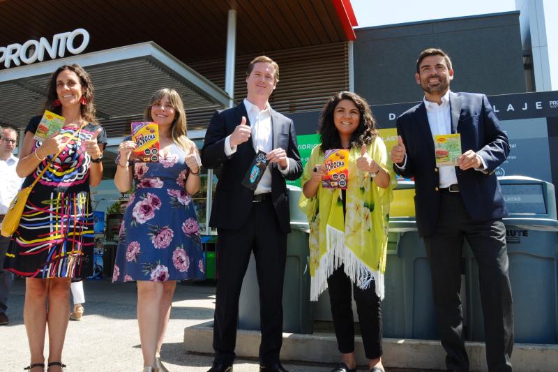 Pronto Copec y Nestlé sellan alianza que permitiría reciclar más de 40 toneladas de plásticos