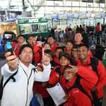Iván Zamorano acompaña a Italia a campeones de la Copa Enel, quienes enfrentarán al Inter de Milán