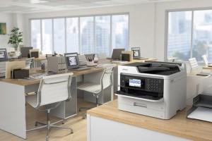 Innovadora tecnología de Epson reduce el consumo energético hasta en un 90% respecto a la impresión láser