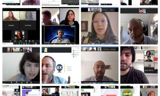 Endeavor realizó por primera vez Match VC en formato virtual: 230 reuniones entre emprendedores y fondos de inversión se concretaron vía online